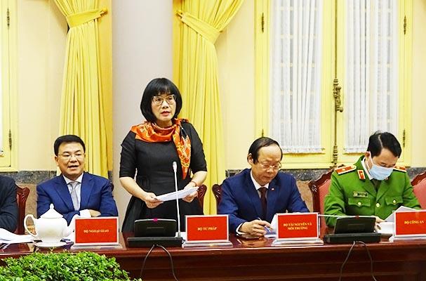 Công bố Luật sửa đổi, bổ sung một số điều của Luật Xử lý vi phạm hành chính và 6 luật mới được thông qua