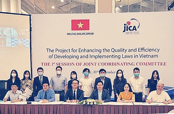 Nâng cao chất lượng, hiệu quả công tác xây dựng và tổ chức thi hành pháp luật tại Việt Nam